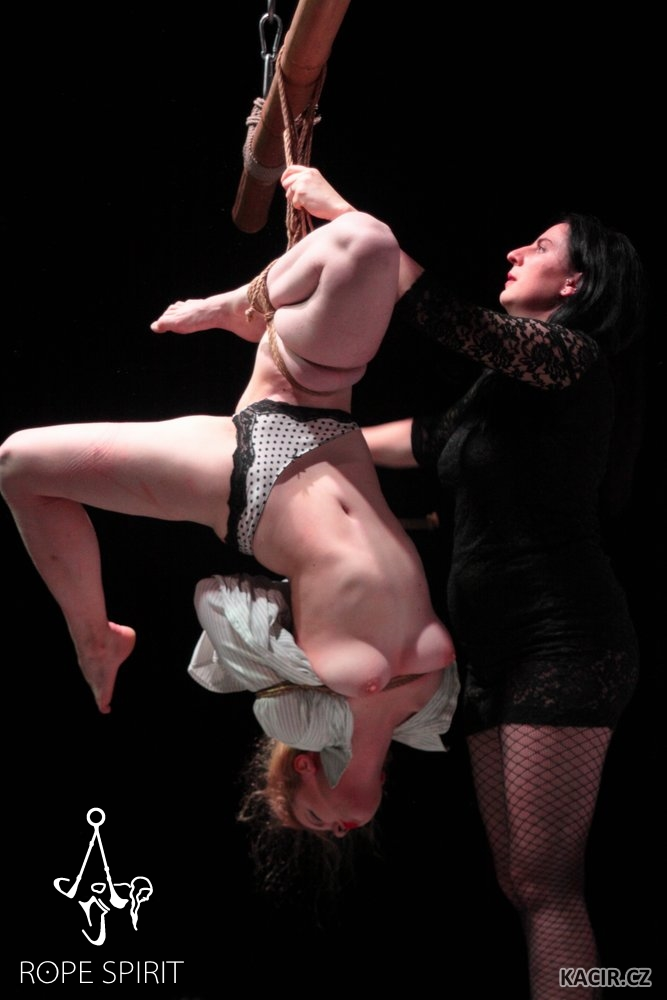 Rope Spirit III - Edna a Anea